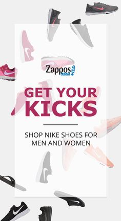 Just doing it keeps getting better when you shop Nike on Zappos.com! We carry one of the largest selections of training and game-day gear for sports like basketball, football, soccer, and golf. You can score head-to-toe essentials for yourself or your favorite athlete. Shop today.