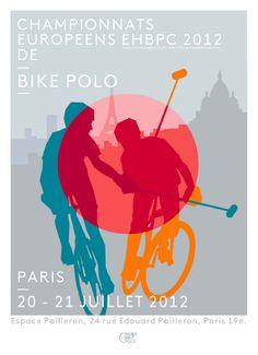 EHBPC 2012 - PARIS - 19-20-21 JULY 2012. | The League of Bike Polo