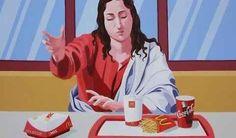 L'arte blasfema di Giuseppe Veneziano