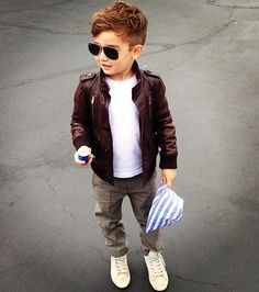 My kid will look like this