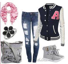 Cute  kinda sporty:)