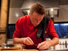 Food Network - Chopped All Stars Chef Mark Murphy