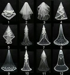Layers Wedding Bridal Veil Lace White/Ivory Cathedral Length Birdcag Edge Bride in Clothing, Shoes & Accessories, Wedding & Formal Occasion, Bridal Accessories, Veils Wedding Goals, Wedding Attire, Wedding Bride, Our Wedding, Wedding Planning, Dream Wedding, Ivory Wedding, Vail Wedding, Trendy Wedding