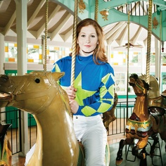"""Can Rosie Napravnik Win the Kentucky Derby? - """"I don't really think of Rosie as a girl jockey. She's just a good jockey."""""""
