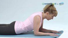 Ejercicios abdominales correctos suelo (III)