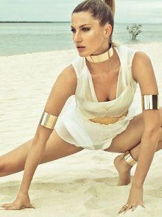 Gisele Bündchen for Vogue Brazil