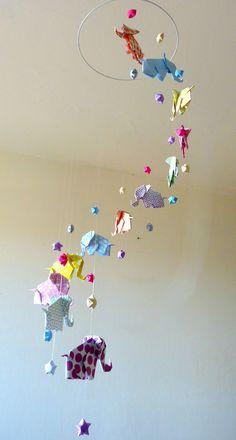 http mademoiselle mobiles b b origami pinterest. Black Bedroom Furniture Sets. Home Design Ideas