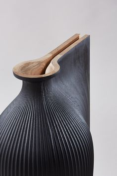 """Almost Fluid"" Vessels Designed by Zahah Hadid & Gareth Neal."