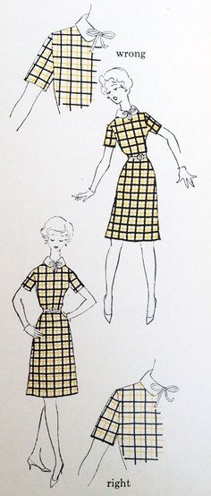 Cutting Out Plaid / Amy Alan / Really Handmade