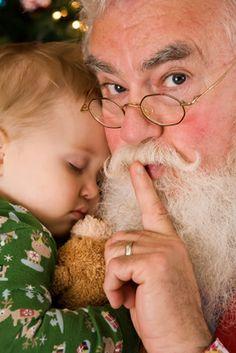 Santa - this is wonderful