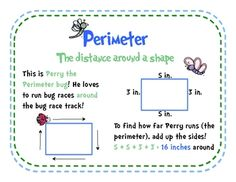 Simple way for kids to remember what perimeter means. (done)