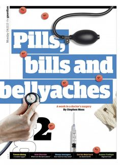 G2 Cover: Pills, bills and bellyaches