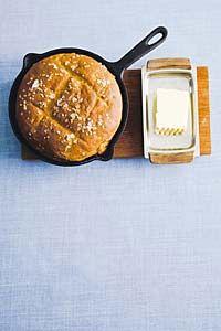 Lahikauppa - Reseptit - Simppeli sipulileipä