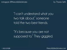 This one reminded me of my lost best friend. Memories With Friends Quotes, Best Friend Love Quotes, Besties Quotes, Bffs, Hipster Cafe, School Days Quotes, Tiny Stories, Short Stories, Pumba