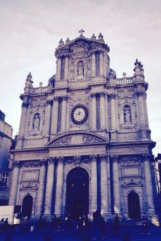 Eglise Saint- Paul. París