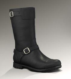 UGG® Gershwin Boot for Women   Leather Waterproof Boot at UGGAustralia.com