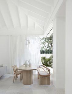 Interior Exterior, Interior Architecture, Interior Livingroom, Minimalist Interior, Interior Design Inspiration, Interior Ideas, Interior Plants, Interior Decorating, Interiores Design