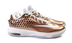 "Nike KD 7 Elite Limited ""Metallic Red Bronze"""