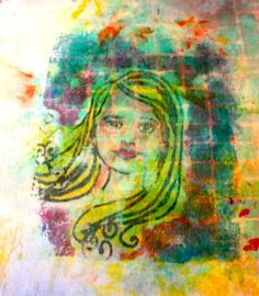 Image Transfer Frenzy. Various techniques