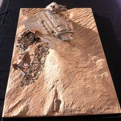 Terrain from Star Wars:The Force Awakens?