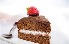 Bolo de chocolate & chocolate: