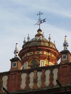 Cúpula de San Vicente. Sevilla