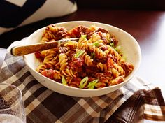 Chili Mac recipe from Rachael Ray via Food Network