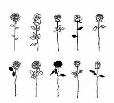 rose tattoo tattoos drawing aesthetic drawings roses finansdunyan