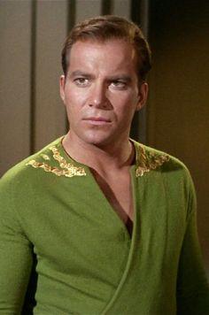 Captain James T. Kirk.
