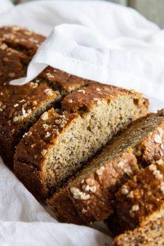 Chia Banana Bread - Style Sweet CA