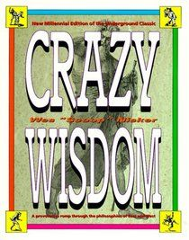 Crazy Wisdom by Wes Nisker My Books, Wisdom, My Favorite Things, Film, Buddha, Inspirational, Music, People, Movie