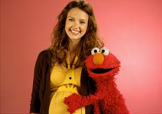 100 Celebrities Hanging Out With Elmo