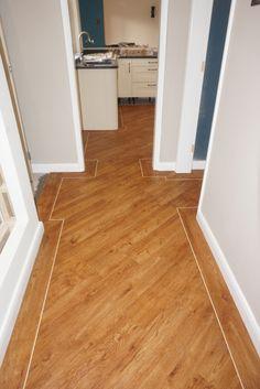 Wonderful Kitchen Tiles Hull Lvt Design Vinyl Tile Flooring Wood Plank Camaro Circle Feature Mitre Inside Inspiration