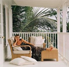 At Home With India Hicks