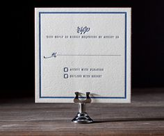 Letterpress Wedding Invitations | Byzantine Design | Bella Figura Letterpress