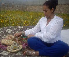 Argan oil beauty treatment in Arazane, Morocco http://kenza-international-beauty.com/