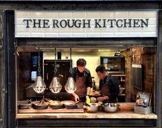 Foodhallen Amsterdam | The Rough Kitchen | Francesca Kookt