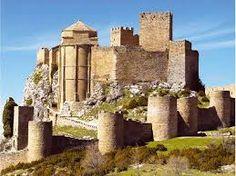 castillo-abadía de loarre. navarra. 1035