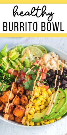 Vegetarian Recipes Easy, Lunch Recipes, Whole Food Recipes, Vegan Vegetarian, Salad Recipes, Healthy Vegetarian Dinner Recipes, Health Food Recipes, Vegan Bowl Recipes, Healthy Mexican Recipes
