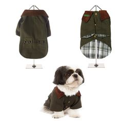 NEW - Woodland Country Jacket- Rain Jacket For All Sized Dogs - Dog Jackets - Pet Supplies - Dog Raincoat - Dog Waterproof Coat Dog Jacket, Rain Jacket, Dog Raincoat, Waterproof Coat, Pet Accessories, Dog Bed, Chihuahua, Pet Supplies, Woodland