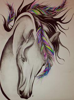 Horse tattoo More