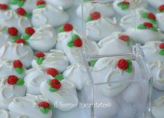 Confetti decorati per matrimonio, il matrimonio di Alice e Cosimo dell' 8 settembre 2013