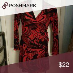 Dots Wrap dress Dresses