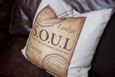 SOUL Lodge Cushion