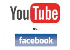 YouTube ist bei Teenagern beliebter als Facebook - Mehr Infos zum Thema auch unter http://vslink.de/internetmarketing