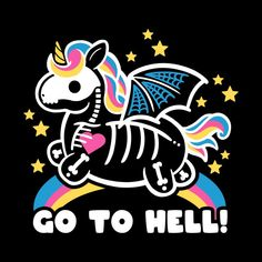 Unicorn Quotes, Unicorn Art, Wallpaper Fofos, Day Of The Shirt, Tableau Design, Goth Art, New Art, Design Art, Studio Design