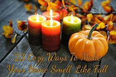 Pumpkin spice lattes, gingerbread men, cinnamon and citrus – all quintessential Fall smells. Who doesn't want their home to smell of these gorgeous things? While the obvious solution might be to stock up on cinnamon air sprays and orange scented candles, it might not be the best solution. These products are routinely fragranced with carcinogenic chemicals and other harmful toxins which can affect our breathing,…   [read more]