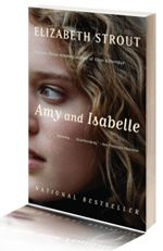 Amy and Isabelle by Elizabeth Strout,  finished February 2015. I'm still trying to figure out if I liked this book or not. The story held my attention and I looked forward to reading it, but I found the characters interesting but hard to connect with. Overall, I would recommend it, but it's not on the top of my list.