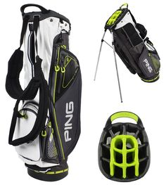 With A 14 Way Reinforced Top These Mens 2017 Hoofer Golf Stand Bags Provide