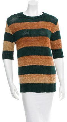 Dries Van Noten Sweater Crewneck Sweaters, Crew Neck, Men Sweater, Van, Pullover, Stylish, Tops, Women, Fashion
